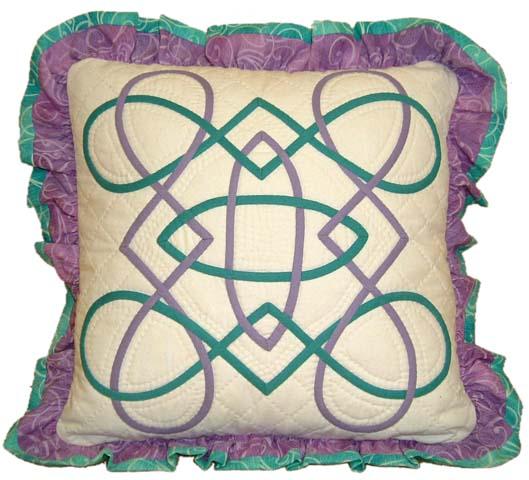 Framed in Celtic