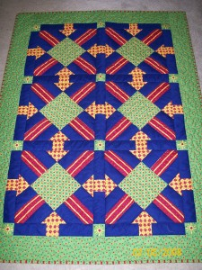 YBMD COt quilt